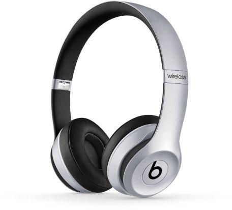 Beats Solo 2 Wireless Space Gray Bluetooth On Ear Headphones