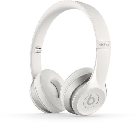 Beats Solo 2 Wireless White Over Ear Headphones Beats By Dr Dre