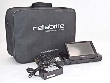 Cellebrite Touch Universal Memory Exchanger for Mobile Phones - DEFECTIVE