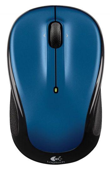 Logitech M325 Wireless Mouse BLUE (NO RECEIVER)