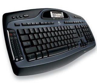 Logitech MX5000 Cordless Bluetooth Keyboard