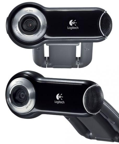 6e1367e17e6 Logitech Quickcam Pro 9000 Webcam 960-000048