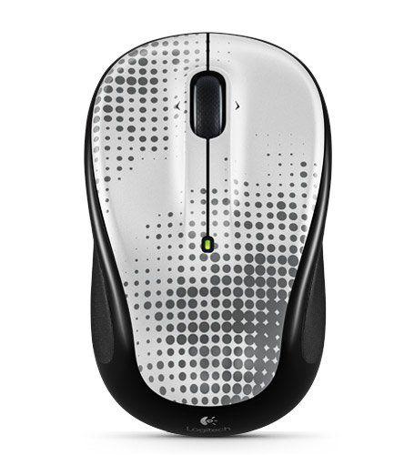 0c231af919b Logitech M325 Wireless Mouse Pewter (NO RECEIVER)