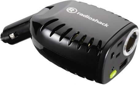 Radioshack 2200084 150w Power Inverter And Usb