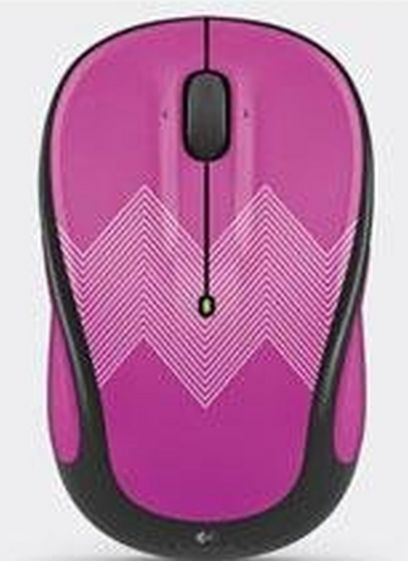 Logitech M325c Wrls Mouse PURPLE (NO RECEIVER)