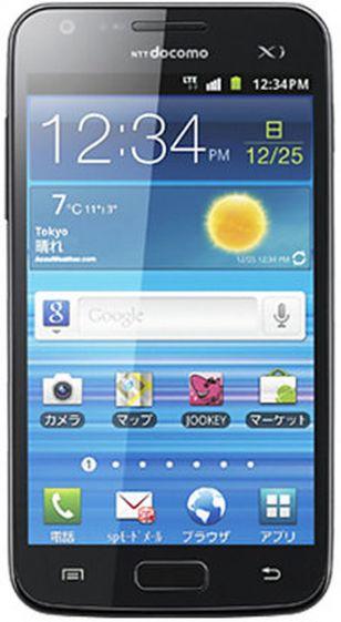 DoCoMo Samsung SC-03D Galaxy S 2 LTE- Dark Gray