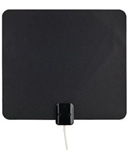 RCA ANT1150F Ultra-Thin Multi-Directional Indoor Amplified HDTV Antenna