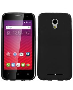 RadioShack 1711655 TPU Case for Alcatel Elevate - Black