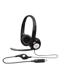 Logitech Clearchat Comfort USB Headset 981-000014