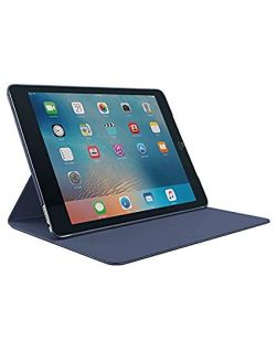 "Logitech Hinge Protective Case Any-Angle Stand for iPad Pro 9.7"" - Black"
