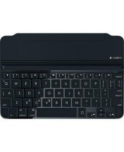 Logitech Ultrathin Magnetic Clip-on Keyboard Cover for iPad Mini SPACE GREY
