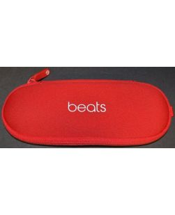 Replacement Beats Pill 2.0 Soft Carrying Case - Red