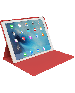 """Logi by Logitech Create Protective Case for iPad Pro 12.9"""" - Red"""