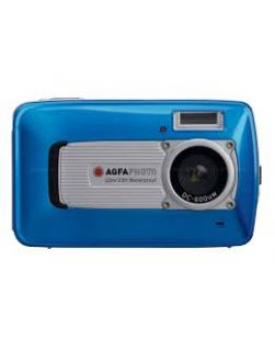 AGFA Photo  DC-600UW 6 Megapixel Digital Underwater Camera - Blue