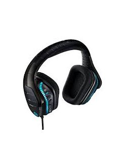 Logitech G633 Artemis Spectrum Gaming Headset for PC, PS4, Xbox One - Black
