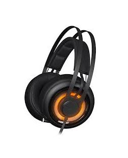 SteelSeries Siberia Elite Headset 51127 with Dolby 7.1 Surround Sound - Matte Black
