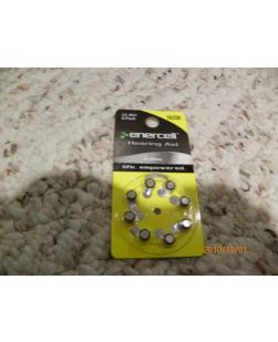 Enercell 230-0867 Hearing Aid Battery 10/230 - 8 Pack
