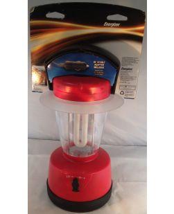 Energizer WRFL45BP Dual Power Lantern - RED