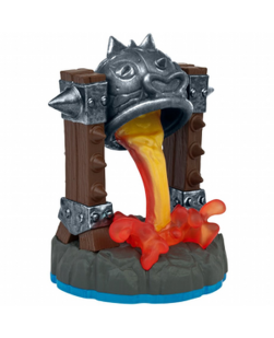 Skylanders SWAP FORCE FIERY FORGE FIGURE