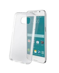 Key Soft Case for Samsung Galaxy S6 Edge - Clear Frosted