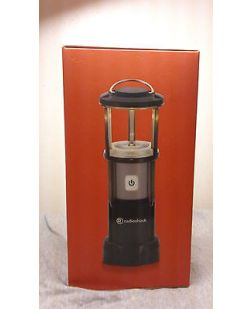 RadioShack 6301333 Portable Retractable LED Lantern