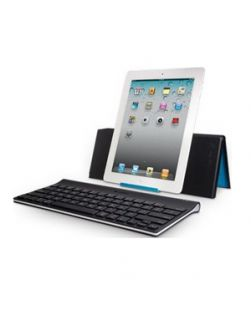 Logitech 920-003244 Tablet Keyboard for iPad 2 3rd and 4th Generation, and iPad Mini