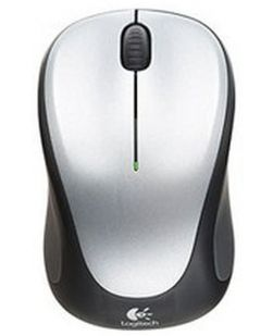 Logitech M317 Wireless Mouse SILVER (NO RECEIVER)