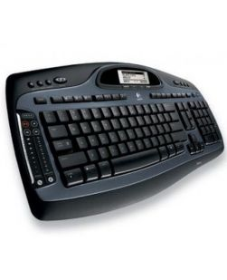 Logitech MX5000 Cordless Bluetooth Keyboard 967558-0403 (Keyboard Only)