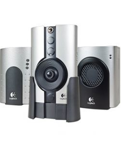 Logitech WiLife Digital Video Security Indoor Master System Camera