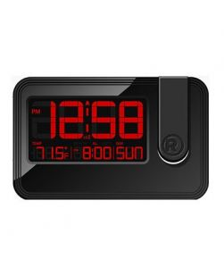 RadioShack 6301466 Projection Clock