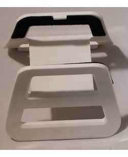 Replacement Stand for Mad Catz Decoder Box WHITE