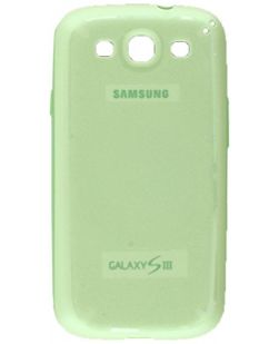 Samsung Protective Bumper Case for Samsung Galaxy S3 - Green