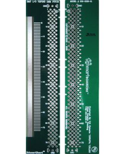 Schmartboard 1.0mm Pitch SMT Connector Board