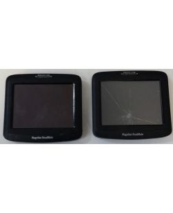 Set of 2 defective as is - Magellan Roadmate 1200 3.5-Inch GPS Unit