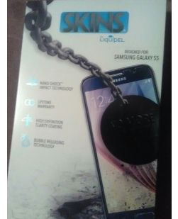 Liquipel Skins Samsung Galaxy S5 Screen Protector