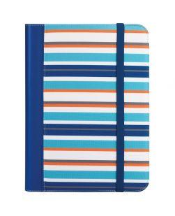 "RadioShack 2604156 Universal Stripe Folio for 8.9 to 10"" Tablet"
