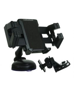RadioShack 1201680 Mobile Device Suction Cup and Vent Mount