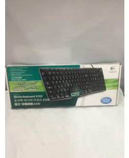 Logitech K200 Media Keyboard (ENGLISH/CHINESE)