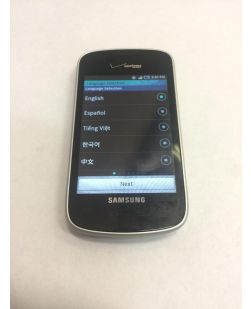 Samsung Illusion 2GB SCH-I110 Silver - Defective