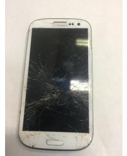 Samsung Galaxy S3 16GB SPH-L710T White - Defective