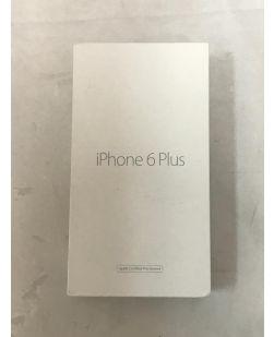 Apple iPhone 6 Plus Empty Retail Box ONLY
