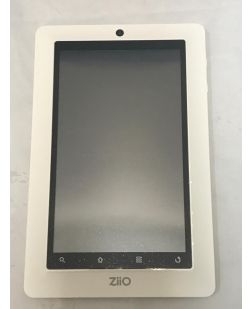 Creative ZiiO 8GB 7-Inch Wireless Entertainment Tablet White - AS-IS