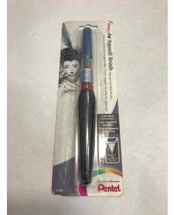 Pentel Arts Aquash Fine Point Water Brush, Medium - Quantity: 2