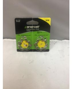 Enercell Hearing AId Size 10/230 Battery 2301167 16 Pack (EXP 2014-16)