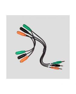 EarFoce Z6A 5.1 Channel Splitter Cable ONLY