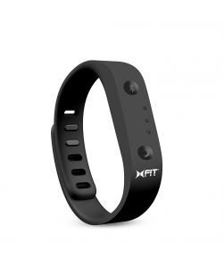Xtreme Cables 40411 XFit Fitness Band for Smartphones - BLACK