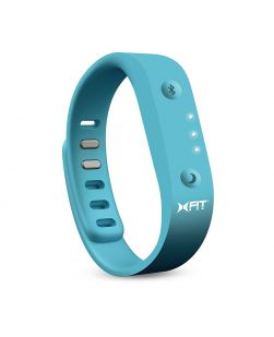 Xtreme Cables 40414 XFit Fitness Band for Smartphones - Turquoise